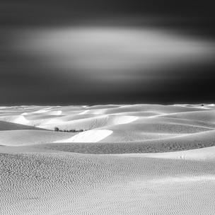 White Sands Long Exposure