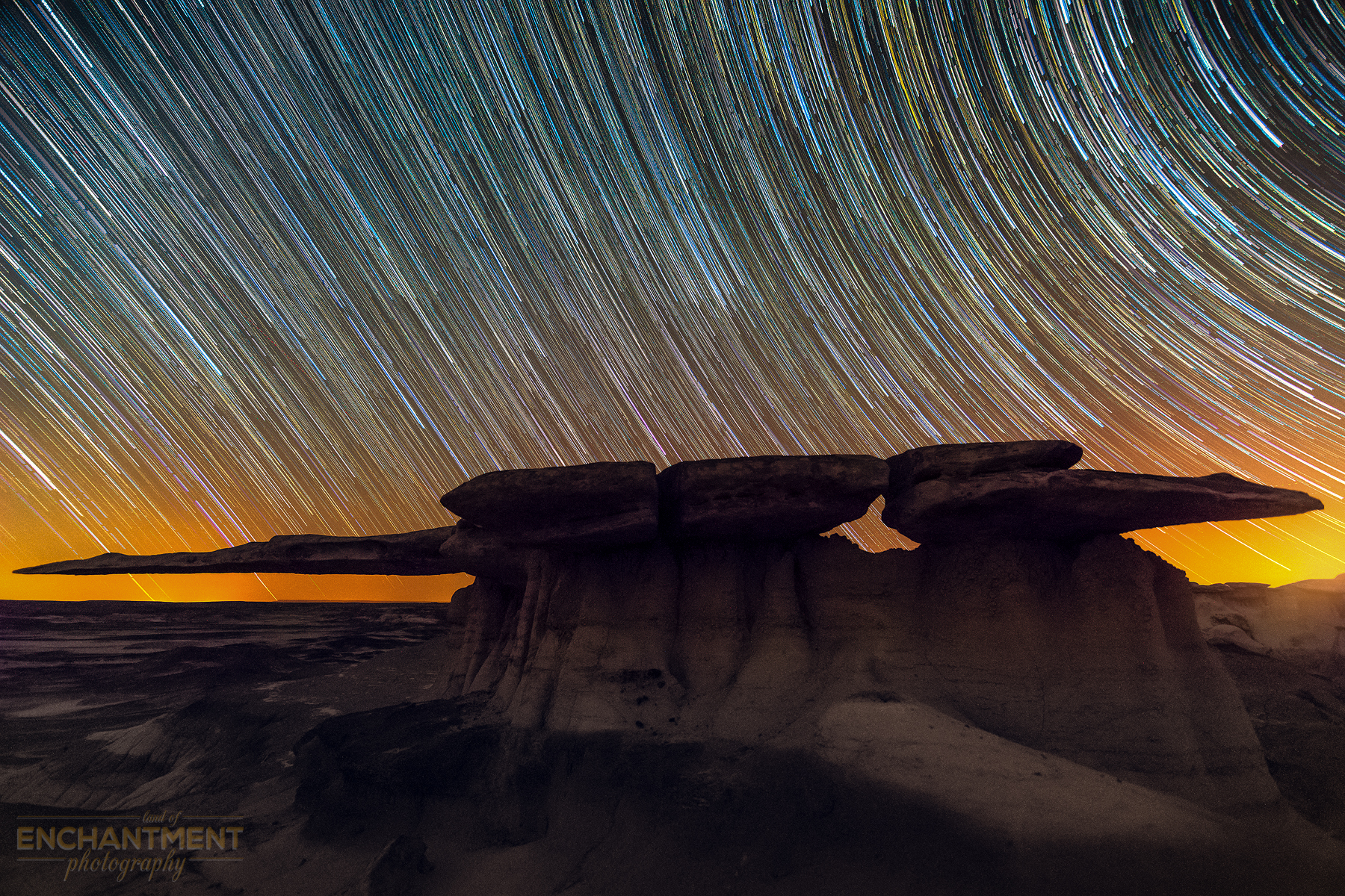 Star Trail - May 2019 Tour
