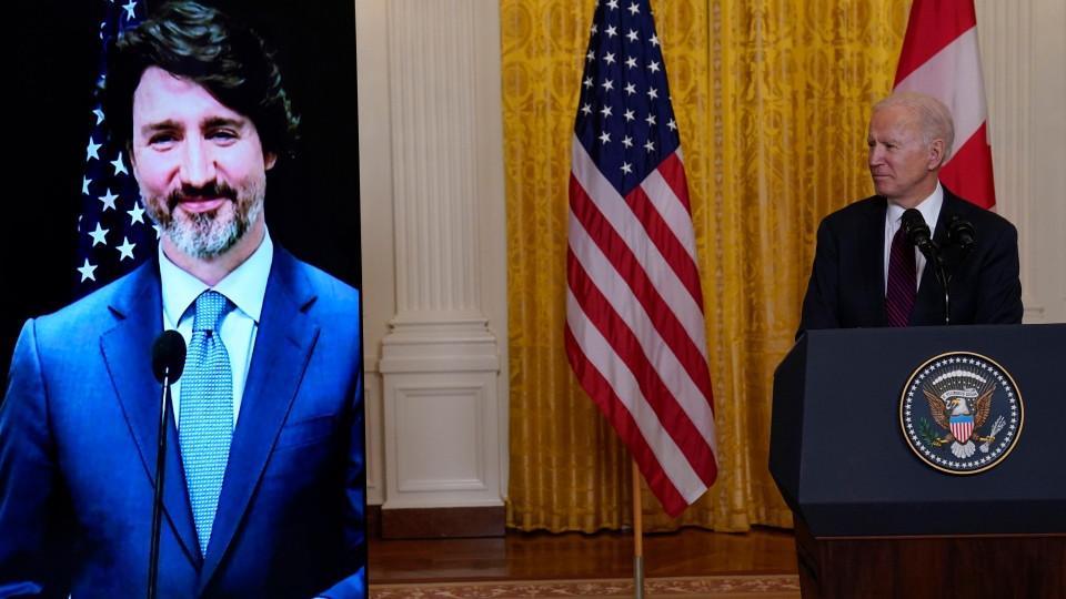 Trudeau-Biden