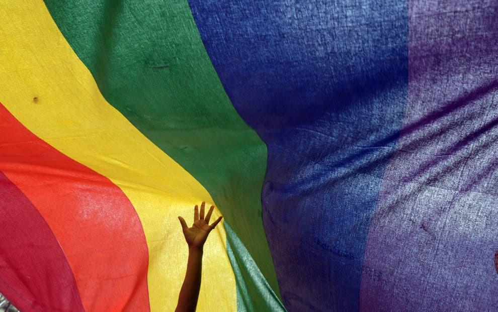 Same-sex flag