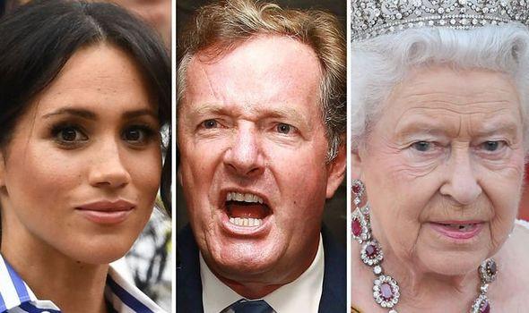 Meghan Piers Queen