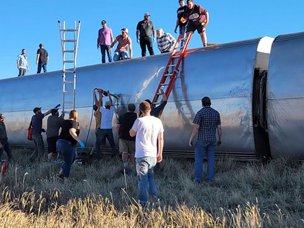 Amtrak train accident kills 3 in Montana, US: What you need to know