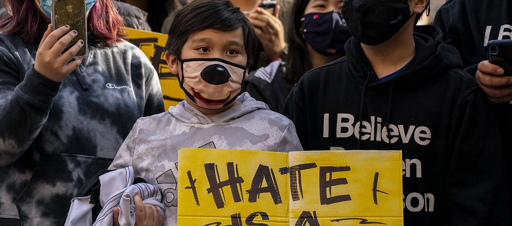 Anti-Asian hate crime