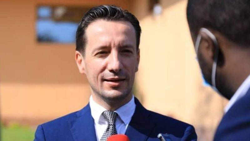 Italian Ambassador, Luca Attanasio