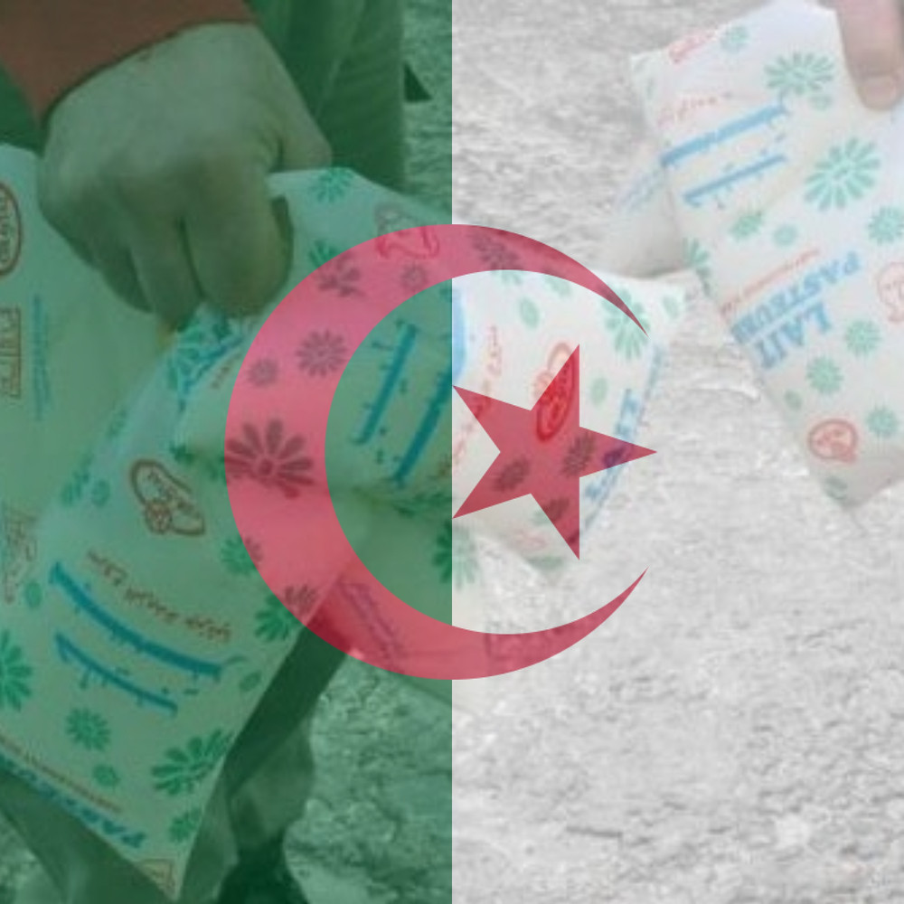 Food crisis in Algeria