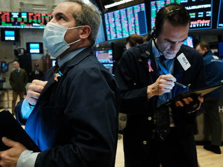 Stock market crashes amid COVID fears: What you need to know