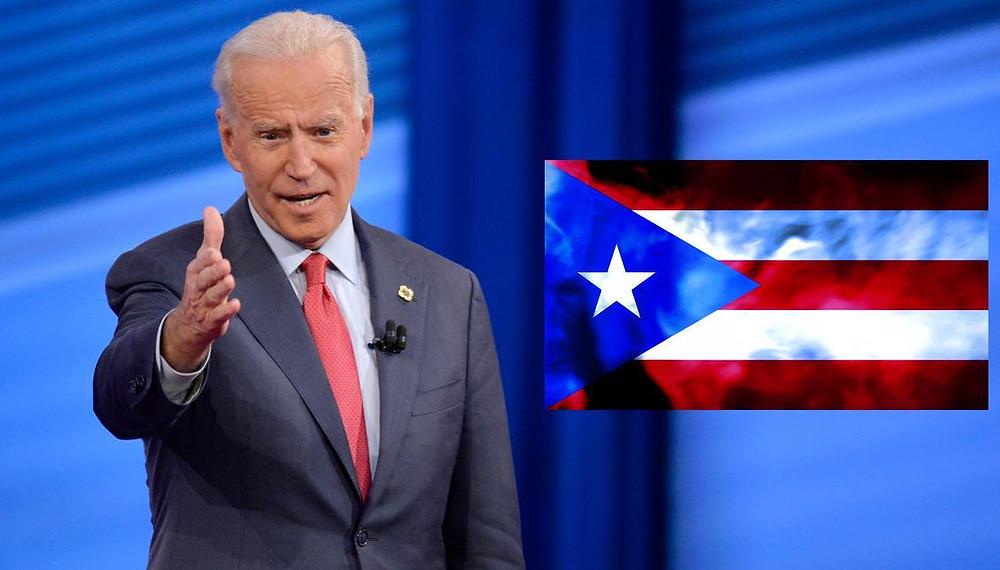 Biden Puerto Rico