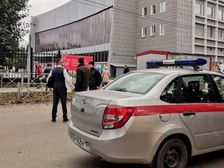 Shooting at a Russian University kills 6: What you need to know