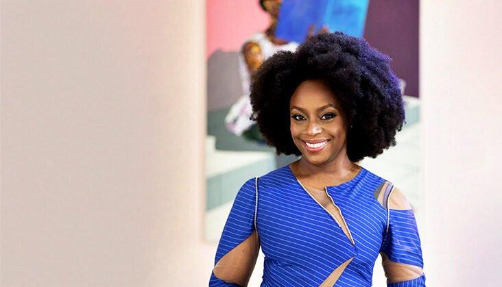 Chimamand Ngozi Adichie