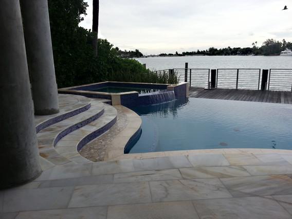 custom simming pool