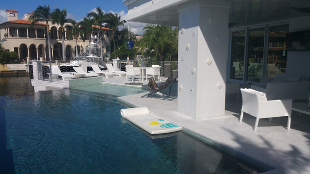 Swimming pool, outdoor living, outdoor kitchen, mosquito system, Weston, Hollywood, Fort Lauderdale, Surfside, Parkland