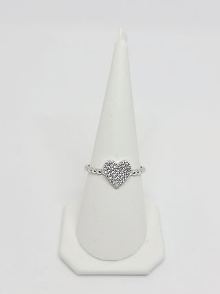 Prsten Srce sa Cirkonima