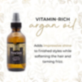 Vitamin-Rich Argan Oil
