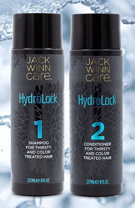 hydrating light weight shampoo and conditioner
