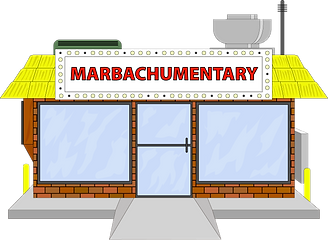 Marbachumentary Title Graphic Building O