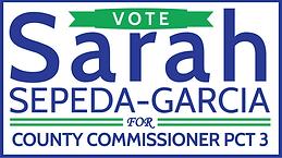 Sarah Sepeda-Garcia for Coounty Commissi