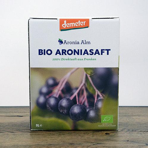 Bio Aroniasaft (100% Direktsaft)