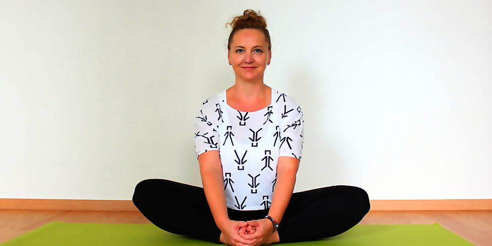 Stoffwechselkur mit Unterstützung von Yin Yoga