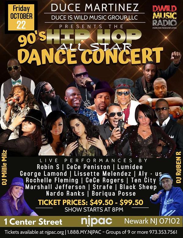Duce Martinez Presents 90s hiphop concert 102221.JPG