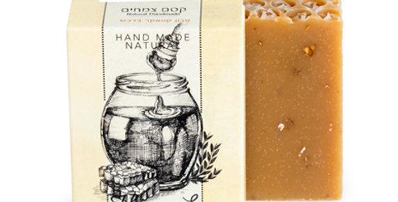 סבון קוואקר בדבש - קסם הצמחים