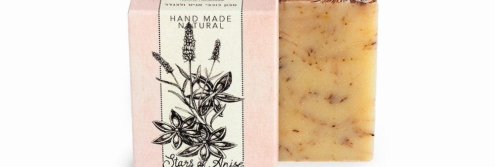 סבון כוכבי אניס ולבנדר - קסם הצמחים