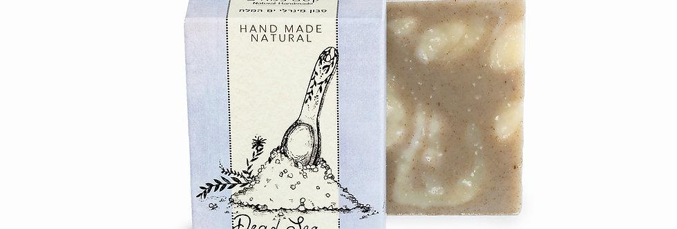 סבון מינרלי ים המלח - קסם הצמחים