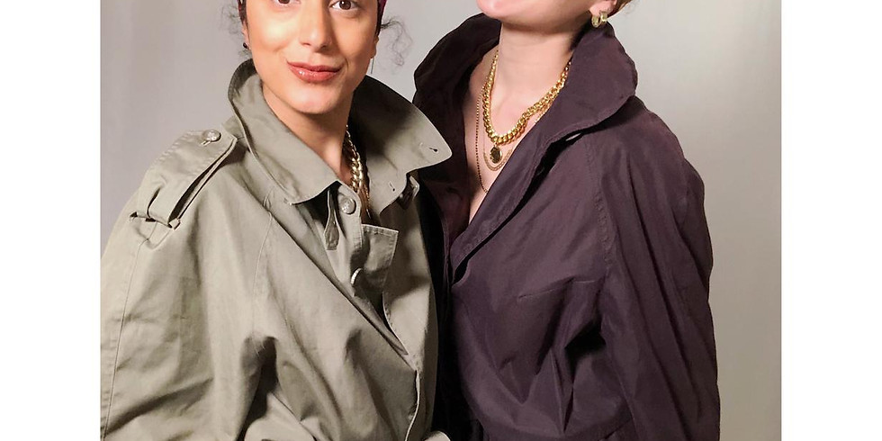 Ester & Sara Popup