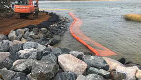 Shoreline Stabilization at Muses Beach