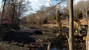 Cowhide Branch Stream Restoration