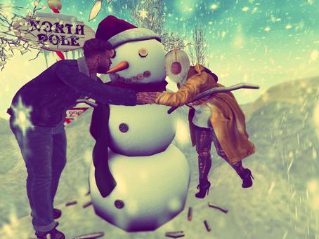 To Kiss A Snowman.♔#64♔