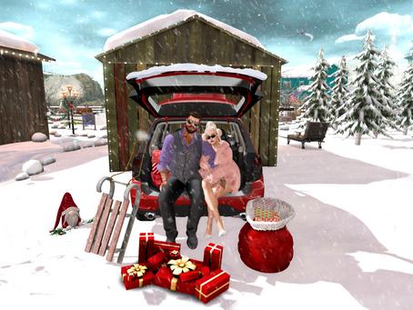 Driving Home For Christmas. ♔#86♔