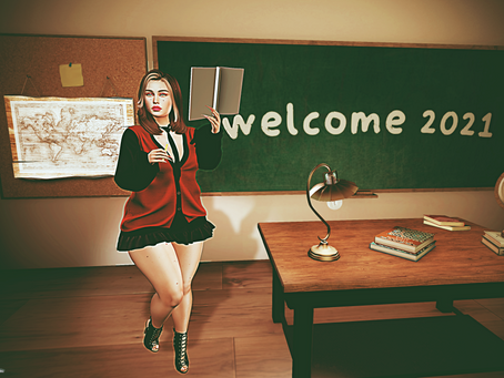 Welcome To Class 2021.♔420♔