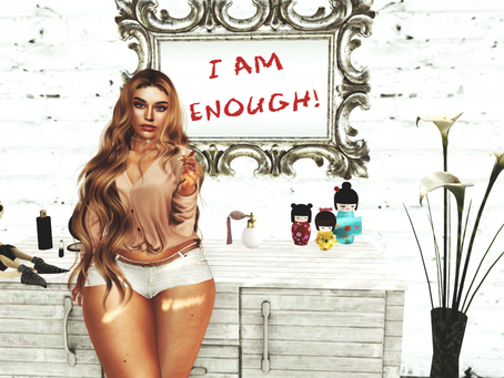 I Am Enough.♔#271♔