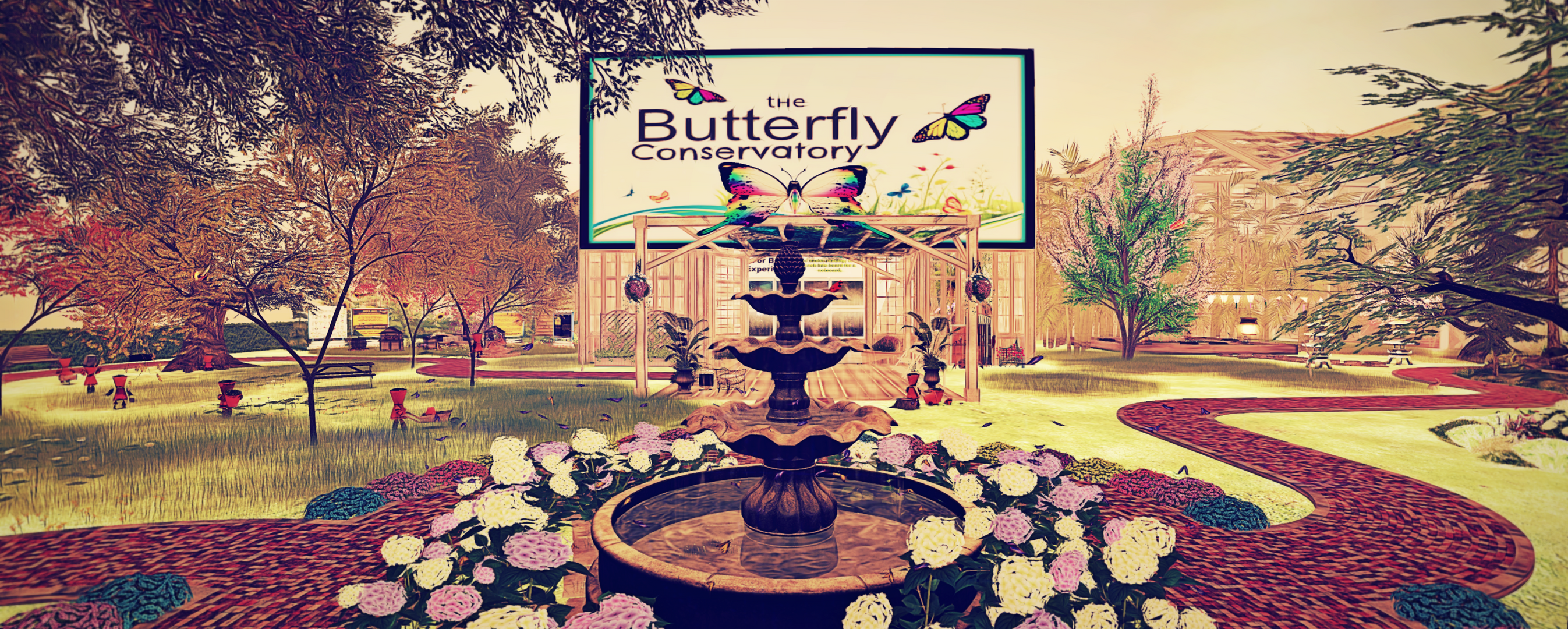 Merge Butterfly Conservatory 2021