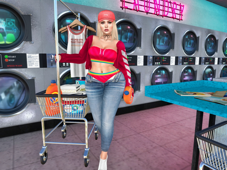 Every Day Is Laundry Day. ♔#140♔