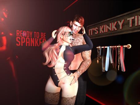 It's Kinky Time.♔407♔