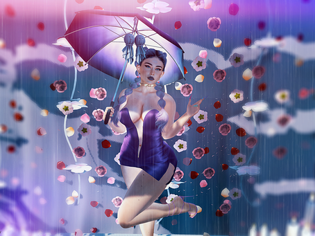 Purple Rain.♔400♔