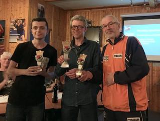 Gerard van Straten (midden) krijgt meeste stemmen bij Sportiviteitsprijs 2016