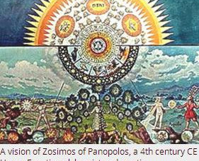 Ancient Source of Alchemical Knowledge