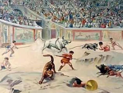 Gladiators-Fighting-Animals-In-The-Circus-At-Pompeii.jpg