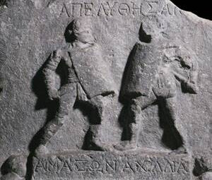 Did women fight in the Roman arena?