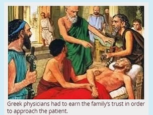 WHAT WE HAVE LEARNED FROM ANCIENT GREEK MEDICINE
