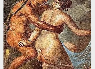 EROTIC ART IN THE FIRST CENTURY OF THE ROMAN EMPIRE