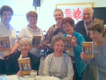 A book signing at Jasper's Chinese Restaurant
