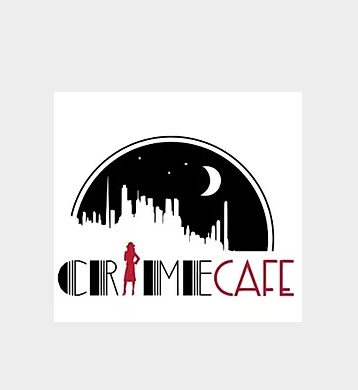 June at the Crime Cafe