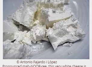 HAVE YOU TASTED THAT CHEESE FROM MACEDONIA?