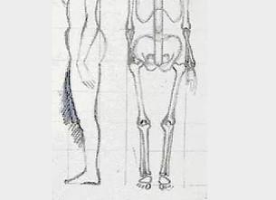Identifying a dead body
