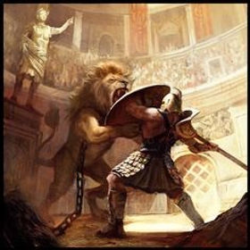 GladiatorFightingLion_011419.jpg