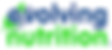 Evolving Nutrition Logo