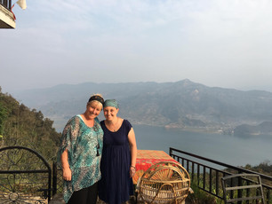 A day in Pokhara (with a trip to the hospital too!)
